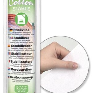Cotton Stable, Premium Stickvlies von Madeira