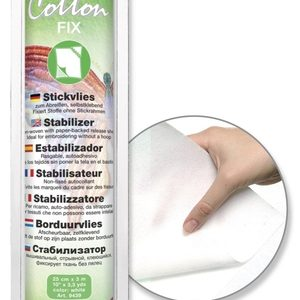 Cotton Fix, Premium Stickvlies von Madeira